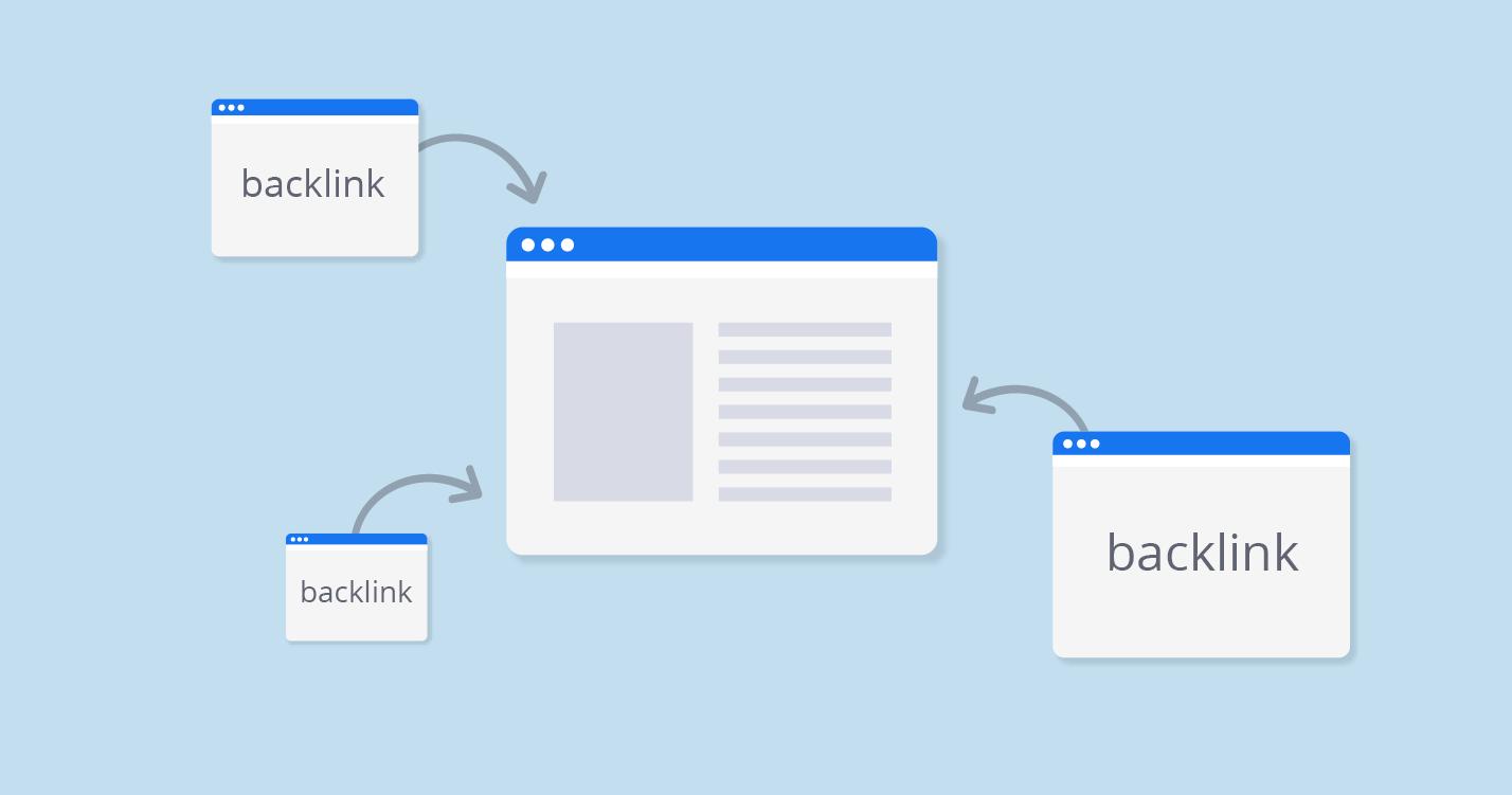 Backlinks quan trọng cho SEO