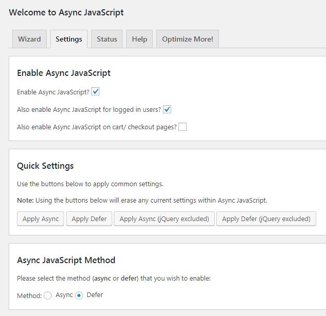 Loại bỏ JavaScript và CSS chặn kết xuất giúp trang web tải nhanh hơn